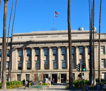 Court Filing Service San Bernardino Superior Court Family Law District